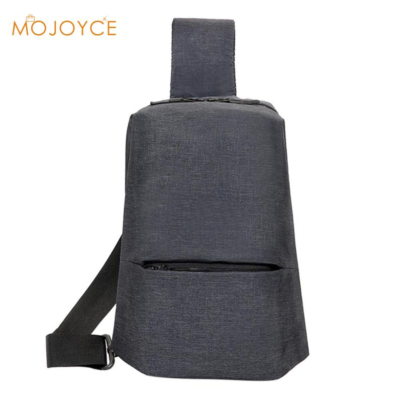 Anti-Theft MenS Messenger Bag Shoulder Bags Men Hidden Chest Pack Mens Retro Crossbody Bag Cool Motorcycle Sling Bag 2018 New