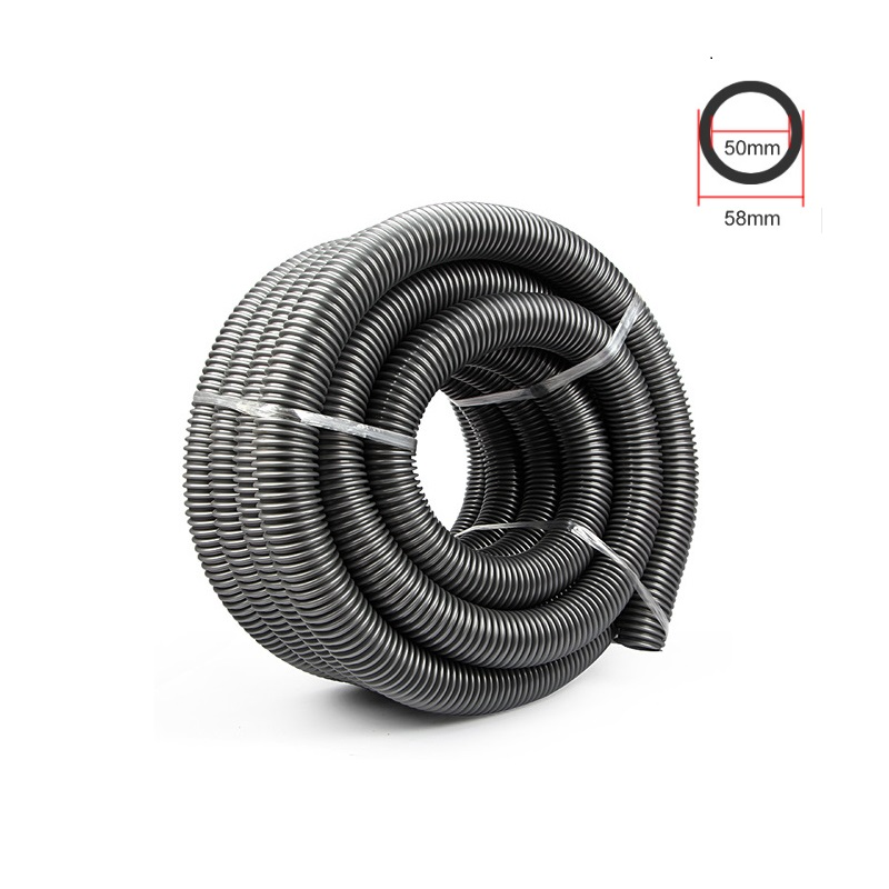 inner 50mm/outer 58mm,Universal vacuum cleaner bellows,straws,thread Hose,soft pipe,durable,vacuum cleaner parts 5m inner diameter 28mm gray high temperature flexible eva hose cleaner bellows straws thread hose soft pipe durable parts