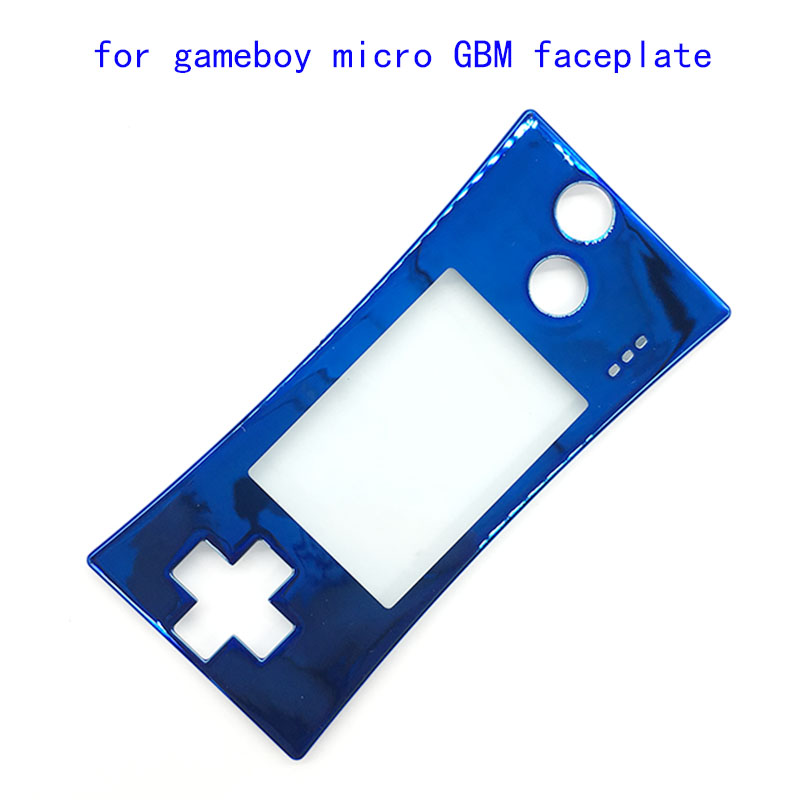 Chrome Faceplate Cover Replacement GBM үшін Nintendo Game Boy - Ойындар мен керек-жарақтар - фото 3