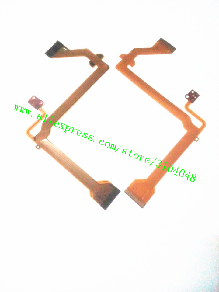 NEW LCD Flex Cable For Panasonic NV- GS17 GS19 GS21 GS25 GS28 GS31 GS35 GS38 Video Camera Repair Part