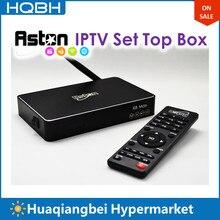 Aston Android IPTV Set Top Box MYIPTV/88TV/HDTV