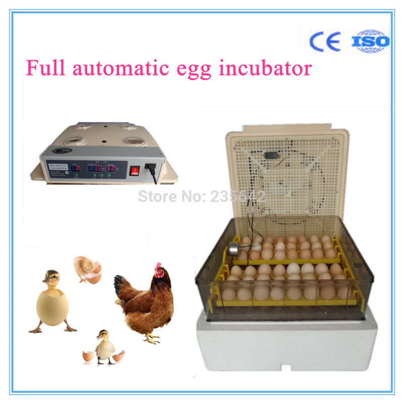 Egg incubator automatic 96 mini China cheap chicken egg incubator hatching machine Fast ship from Germany and England