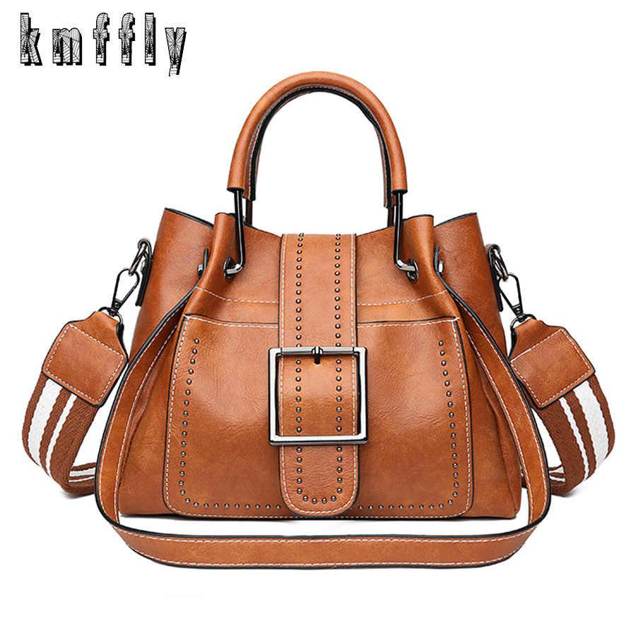 4a6ba0812df6 Модные заклепки сумки для женщин 2018 сумки женские известных брендов плеча  сумки bolsos mujer Сумочка Женщина