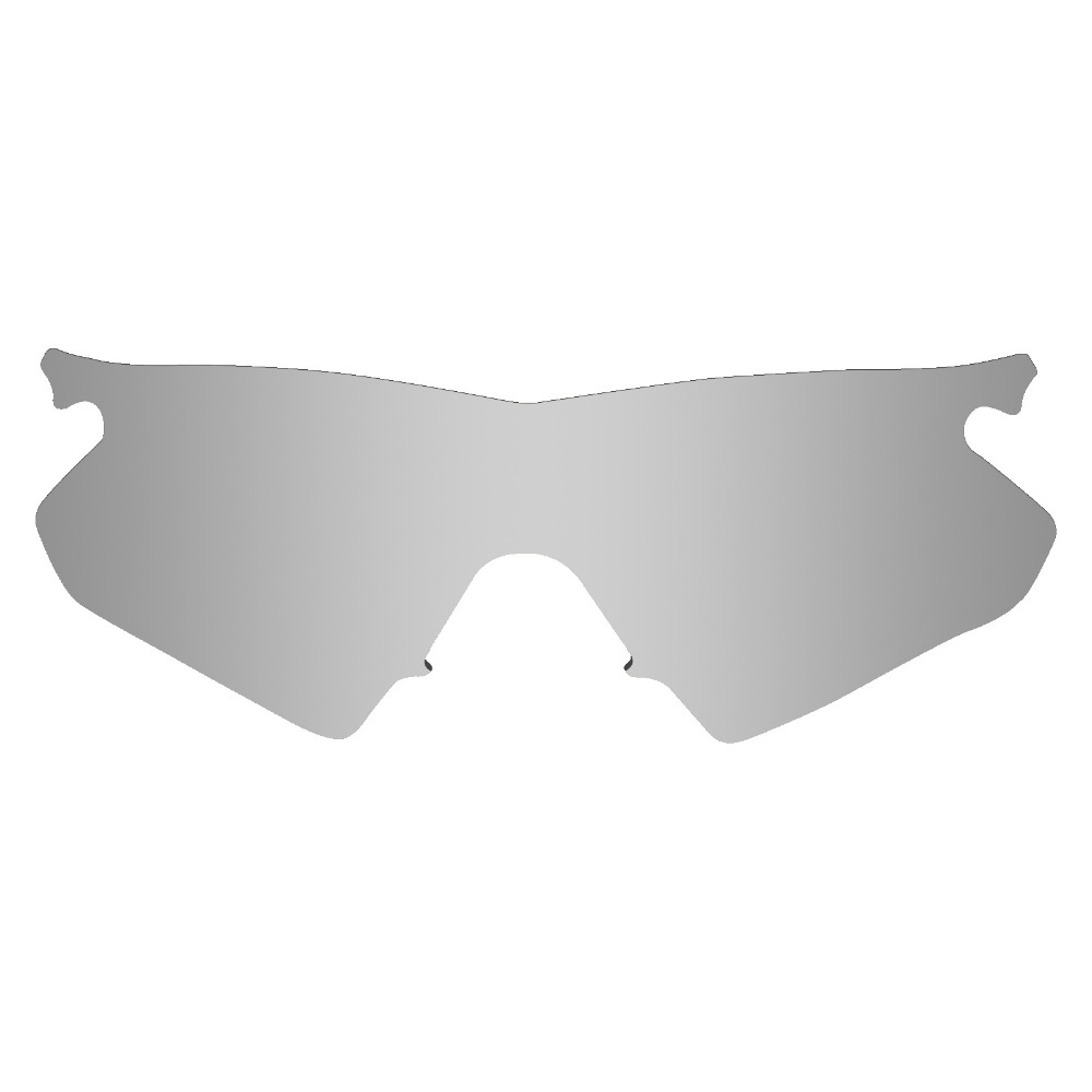 5ee93354d98 2 Pairs Mryok Replacement Lenses for Oakley M Frame Heater Sunglasses  Silver Titanium   HD Clear-in Accessories from Men s Clothing   Accessories  on ...
