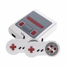 Super Mini TV Video Game Console 16 Bit Retro Handheld Family Video Game Players Built-In 167 Classic games best gift for kids