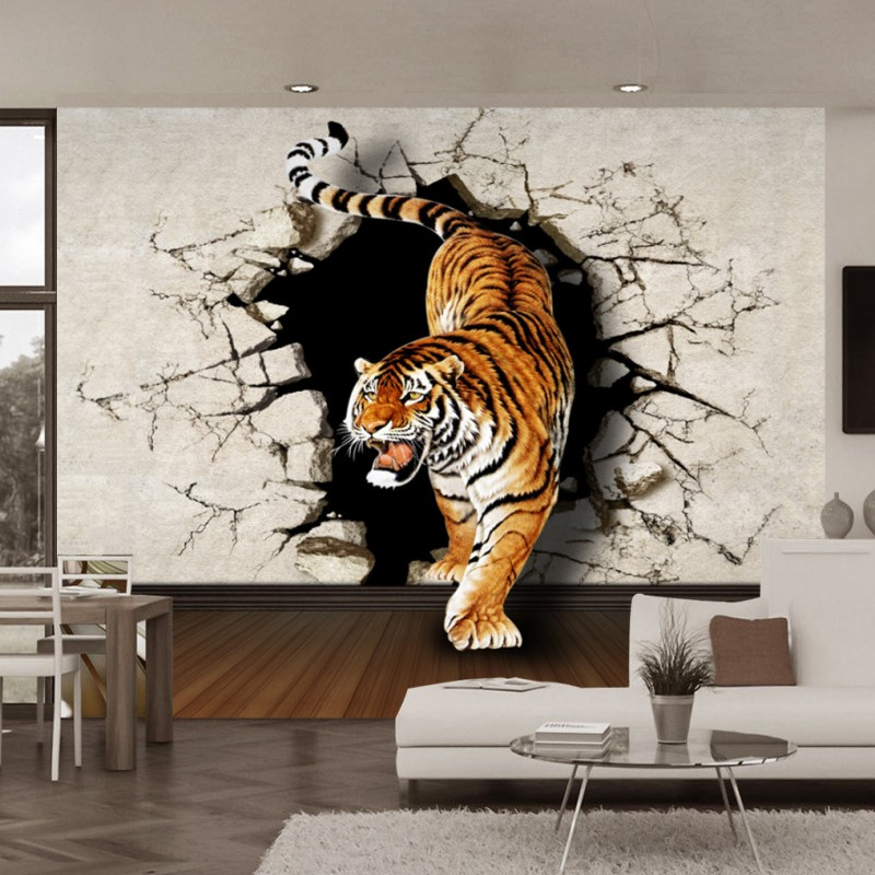 tiger wandbild-kaufen billigtiger wandbild partien aus china tiger