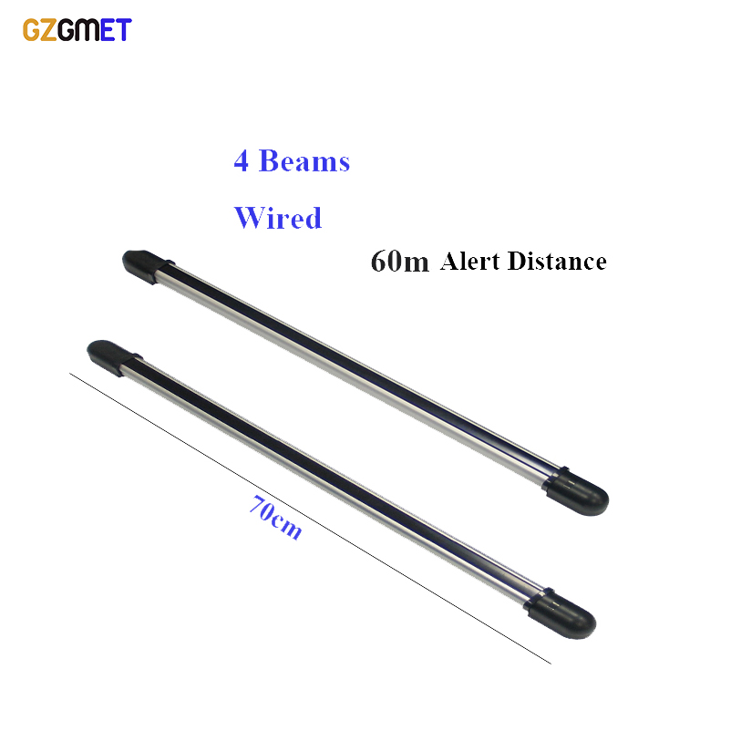 aliexpress com   buy gzgmet outdoor ir beam detector waterproof perimeter security intrusion