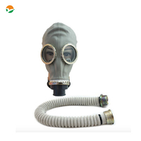 Military Gas Mask Russian Gas Mask Style Silicone Gas Mask Without Filter But With The Tube