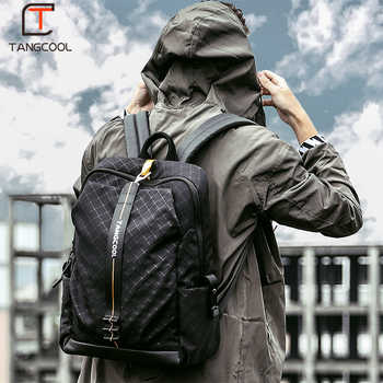 Tangcool 2019 New Fishion Men\'s Backpack Korean Travel Bag Fashion Trend Bag Male College Student Camouflage Waterproof Backpack - DISCOUNT ITEM  49 OFF Luggage & Bags