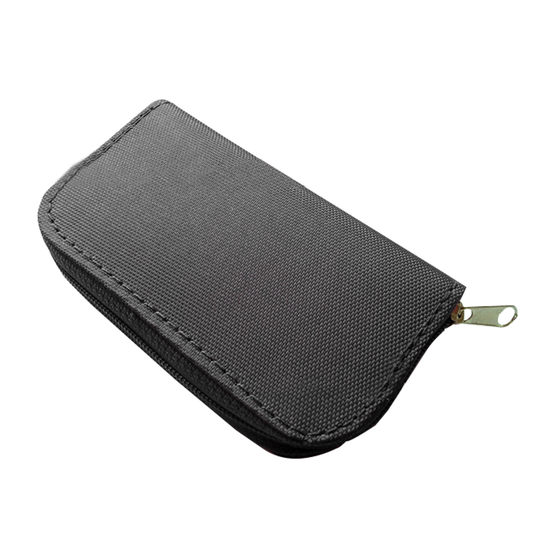 Centechia  Gray Memory Card Storage Carrying Case Holder Wallet 18slots + 4 Slots For CF/SD/SDHC/MS/DS 3DS Game Accessory