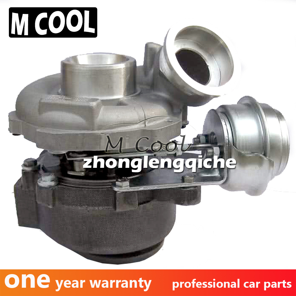 For Mercedes Sprinter 213CDI/313CDI/413CDI <font><b>129</b></font> <font><b>HP</b></font> OM 611 DE 22 LA 709836 full turbo charger A6110960899 A6110961699 778794-0001 image