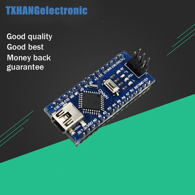 For arduino Nano 3.0 controller compatible for arduino nano CH340 USB driver NO CABLE NANO V3.0