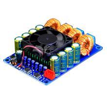 TAS5630 Двухканальной 2×300 Вт Класса D Цифровой Аудио Усилитель Доска HIFI AD827 для DIY