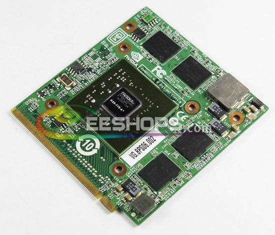 carte graphique nvidia 8600m gs portable