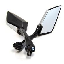Universal Custom Casual Style Custom Metal Stem Acrylic Glass Motorbike Side Mirror