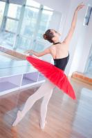 Wholesale Half Ballet Tutu In Black Red White Half Ballet Tutu For Girls Tutu Skirts Adults