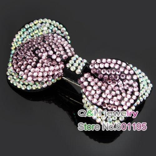 fashion high quality rhinestone hair clip