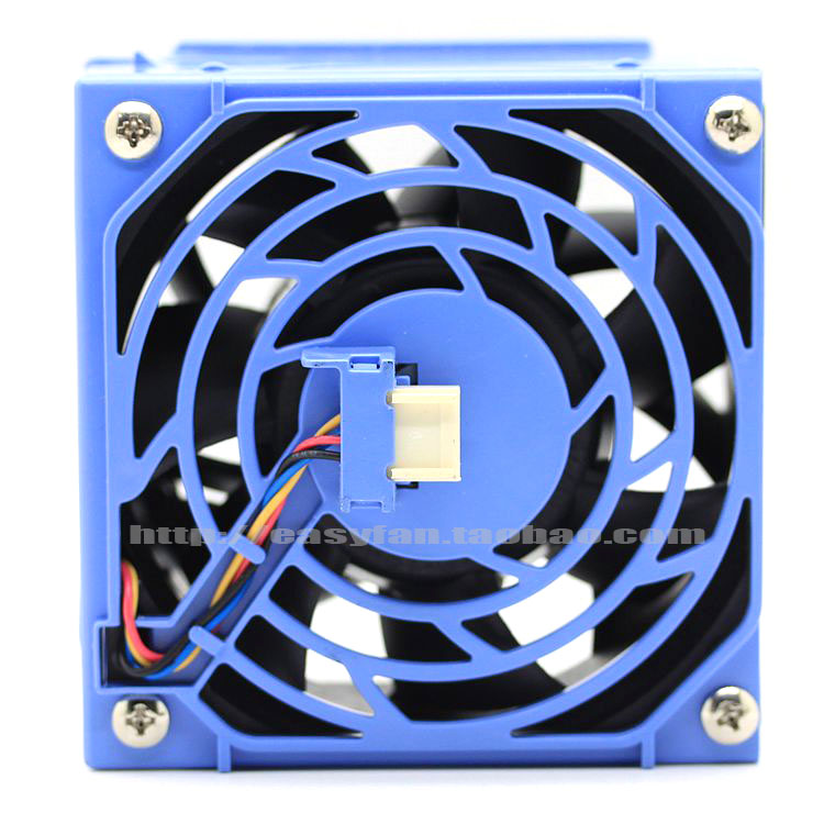 Delta FFB0812EHE 7N66 DC 12V 1.35A 80x80x38mm Server Square fan