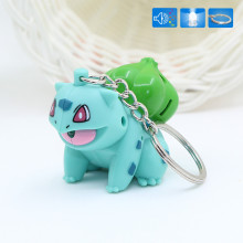 "Pokemon Keychain with Flashlight And Sound ""i Love U"""