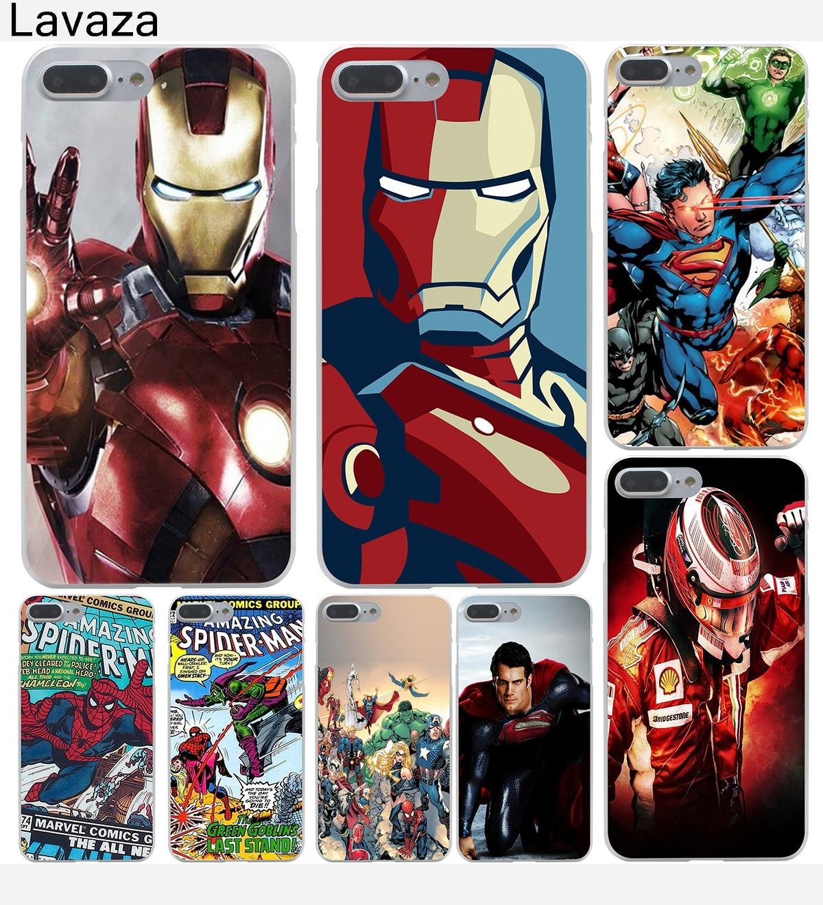Человек Из Стали Супермен Генри Кавилл Жесткий Прозрачный Чехол для iPhone 7 7 Плюс 6 6 S Плюс 5 5S SE 5C 4 4S