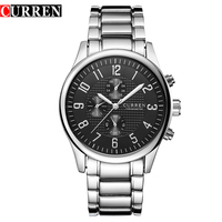 Reloj Hombre Curren Watches Men Brand Luxury Quartz Watch Men S Sport Watches Waterproof Man Dress