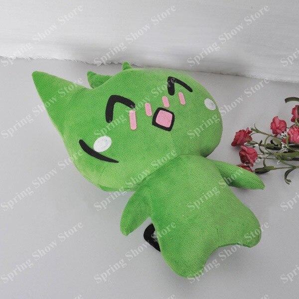 Mogeko Castle The Cat Mogeko Anime 34cm Juguete Cosplay Stuffed & - Disfraces - foto 4