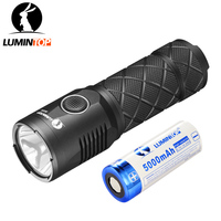 LUMINTOP SD26 26650 Battery Super Bright 1000 Lumens Flashlight Rechargeable Light With Cree XP L HD