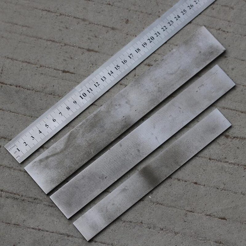 Diy Knife material Making knife Blade Chrome composite steel Sandwich steel made in china HRC57 AROUND