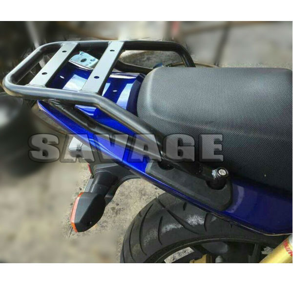 For HONDA CB400 Super Four 2014-2015 Motorcycle Rear Carrier Luggage Rack прокладки клапанной крышки honda vtr1000f