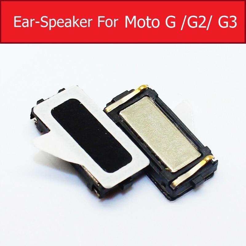 Earphone Speaker For Motorola Moto G G2 G 2nd XT1063 XT1068 Headphone Receiver For Moto G3 XT1540 XT1548 Earpieces Speaker Parts