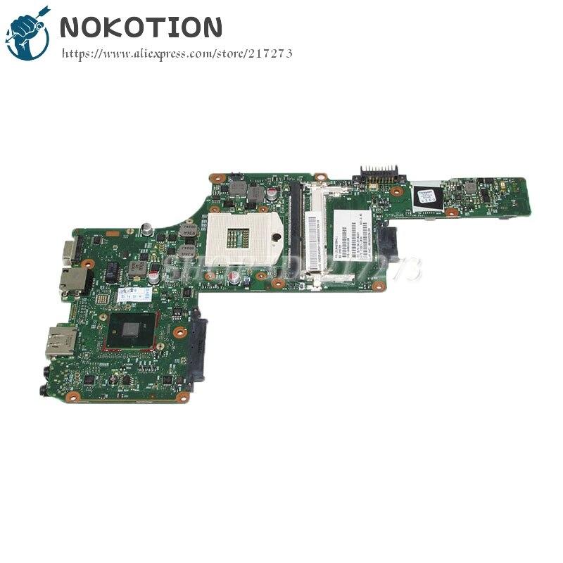 NOKOTION MAIN BOARD For Toshiba Satellite L630 Laptop Motherboard HM55 UMA DDR3 1310A2338411 SPS V000245100