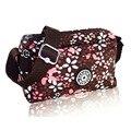 Mono Impermeable Viajes Nylon mensajero de las mujeres bolsos de Embrague Carteira Femenino Ocasional KP bolsa famosa marca de Hombro Bolsas de Mano