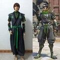 OW Genji Cosplay Costume Customized Free Shipping
