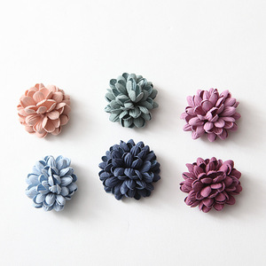 20pcs 35mm Artificial Flowers