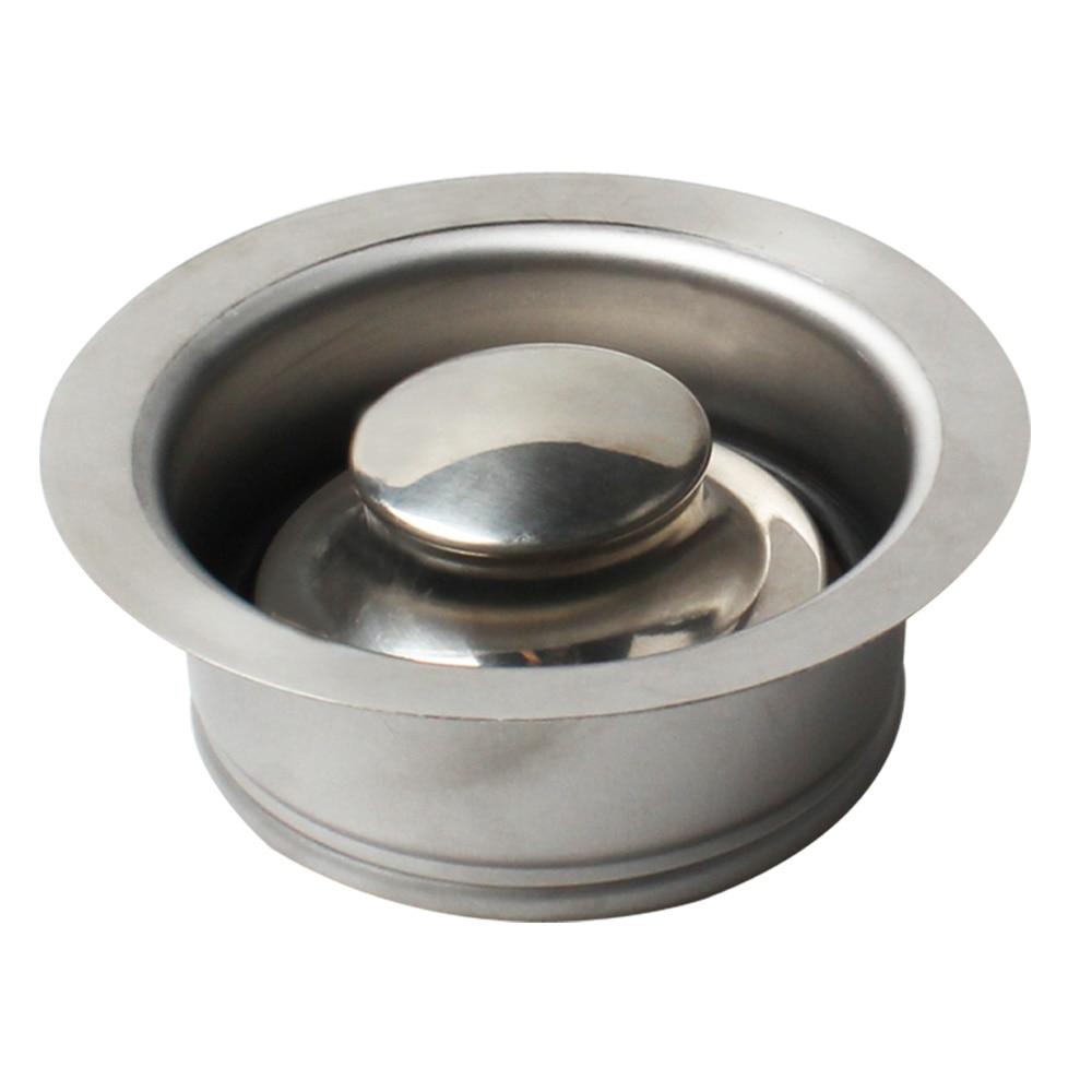 Talea 114mm Stainless Steel Sink Basin Garbage Disposer Sink Drain Strainer Crusher Drain Stopper Kitchen Sink Waste XK320C005