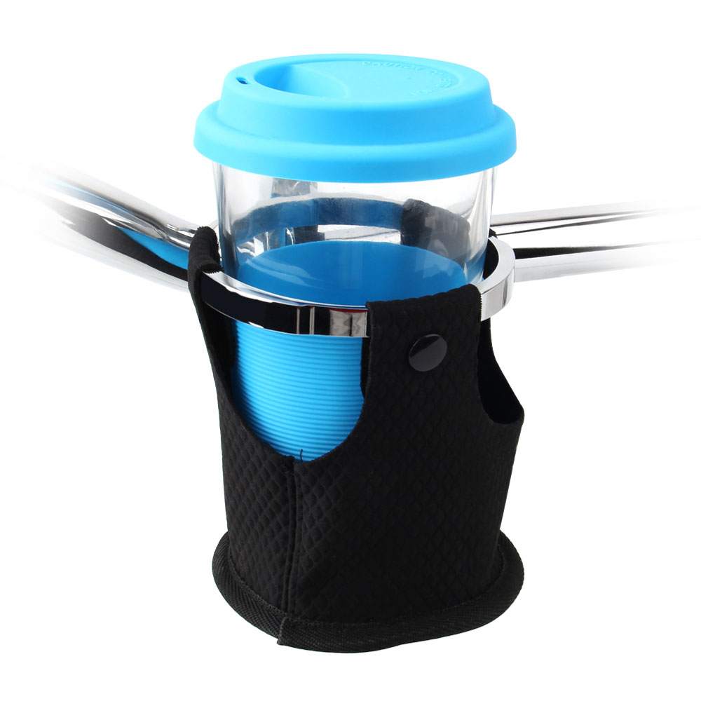 Motorcycle Cycling Drink Cup Holder Water Beverage Support Handlebar Bottle holder for Motorbike/Bike Accesories bottle holder universal 360 degree rotation antislip cup drink holder for stroller bike wheelchair 88 s7jn