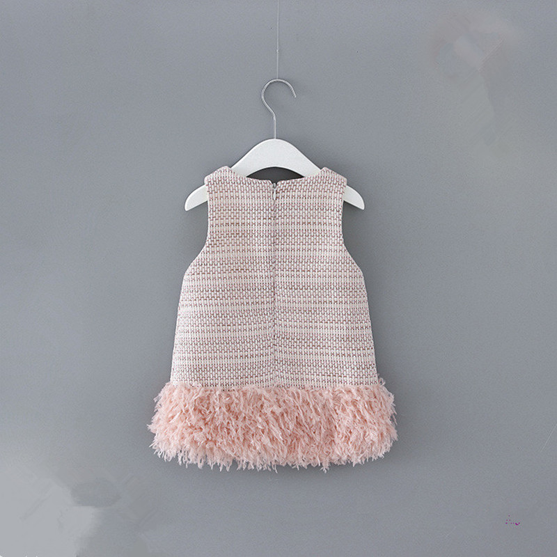 Newborn Baby Dress 2019 Winter Plus Velvet Party Clothing Toddler Petals Decoration Events Birthday Christening Dresses 0-2Y