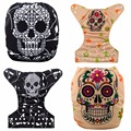 Fashion Skulls Baby Couche Lavable One Size Cloth Diaper for NB to 13kgs babies (WITH 1PCS Insert)