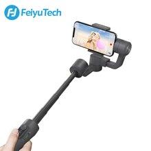 FeiyuTech Vimble 2 Feiyu 3-Axis Handheld Gimbal Smartphone Stabilizer Extendable Pole Tripod for iPhone X 8 XIAOMI Samsung