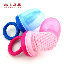 New Nipple Fresh Food Milk Nibbler Feeder Feeding Safety Silicone Baby Chew Infant Fruits Vegetables Pacifier