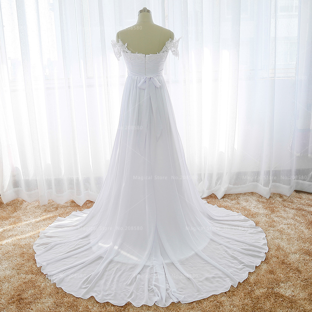 6d565f35f0 Where To Buy White Beach Wedding Dresses
