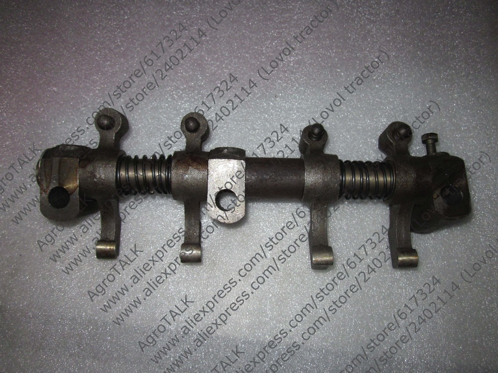 все цены на Jinma or weituo tractor with TY290X TY295X, the rocker assembly, part number: онлайн