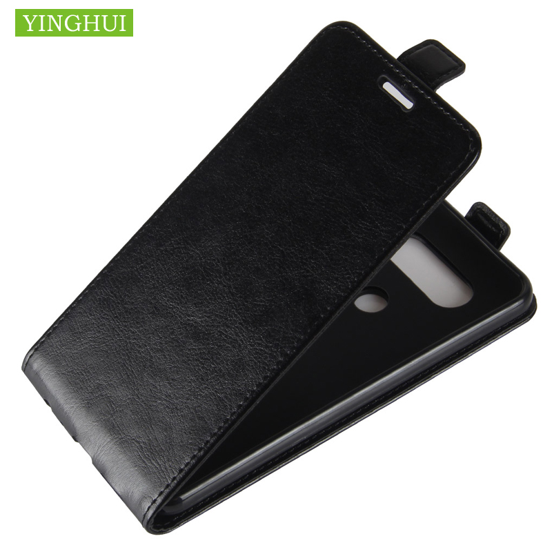 "For LG Q8 5.2"" Cover Flip Case For LG Q 8 q8 Luxury Leather Mobile Phone Case Smartphone Funda TPU Shell with Card Slot"