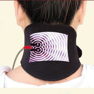 1 unid Moda Soporte para el Cuello de Protección Eléctrica Pura Hierbas Moxibustión Masajeador de Cuello Enfermera Envío Gratuito