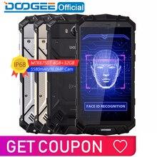 Беспроводное Зарядное Устройство Для DOOGEE S60 Lite, 5580 мАч, 12V2A, быстрая зарядка, 5,2 дюймов, FHD MT6750T, четыре ядра, 4 Гб, 32 ГБ, смартфон, 16,0 Мп, камера