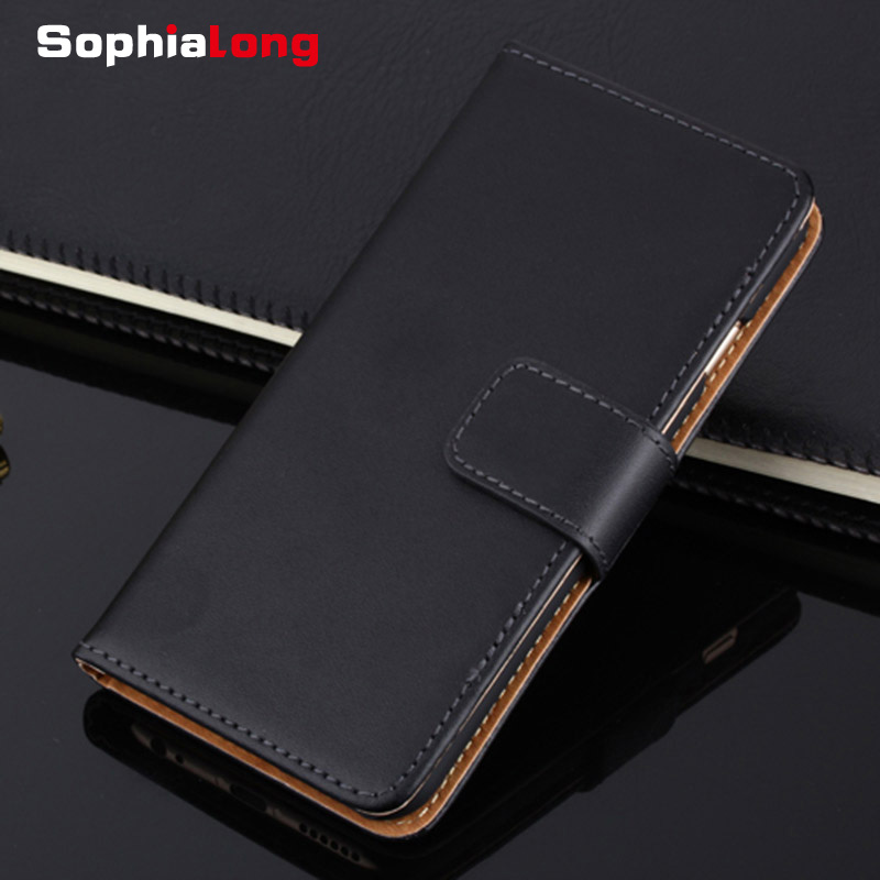 SE Case for iPhone 6 S Plus Genuine Leather Case for iPhone 7 Plus Flip Case Cover Wallet Style for iPhone 5S Corium Shell Bags iphone 6 plus kılıf