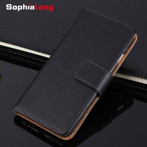 Image 1 - Voor Iphone Xs Max Xr 6 6S 7 8 Plus Case Echt Lederen Cases Voor Iphone X 11 12 mini Pro Max 5 5S Se 2020 Wallet Cover Tassen