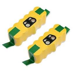 Image 2 - 4500 мАч высокой Ёмкость 14,4 V Батарея для iRobot Roomba подметания робот пылесос 500 540 550 620 600 650 700 780 790 870 900