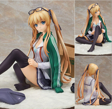 NEW hot 12cm Saenai Heroine no Sodatekata Eriri Spencer Sawamura action figure toys collection christmas toy