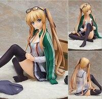 NEW Hot 12cm Saenai Heroine No Sodatekata Eriri Spencer Sawamura Action Figure Toys Collection Christmas Toy